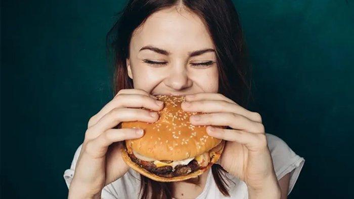 Makan Burger Tanpa Takut Gemuk