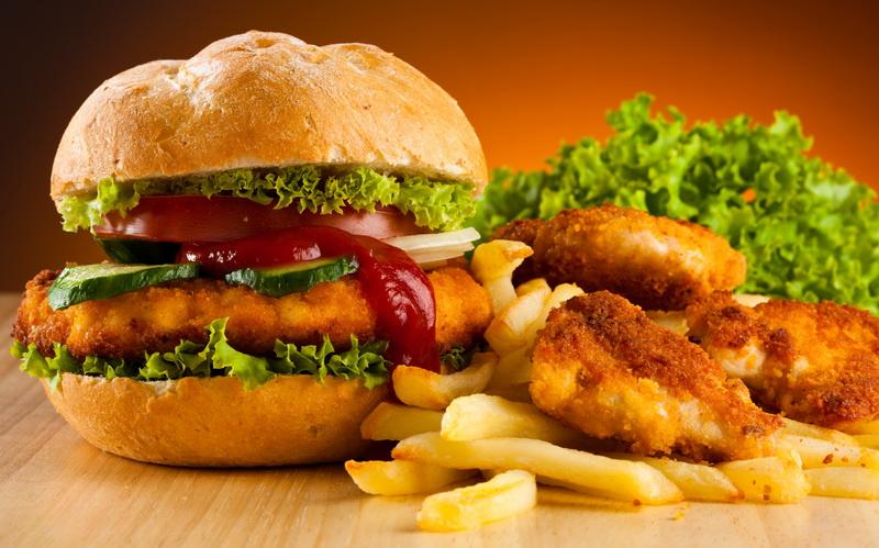 Simak Asal Usul dari Hamburger